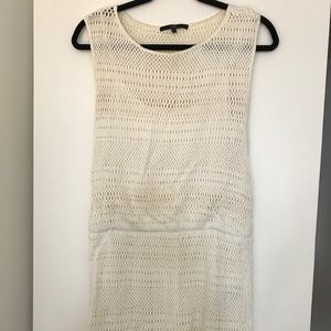 Knit lined Tibi dress